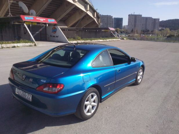 Peugeot 406 coupe 2 2 hdi 16v 2001 god - Peugeot 406 coupe 2 2 hdi ...