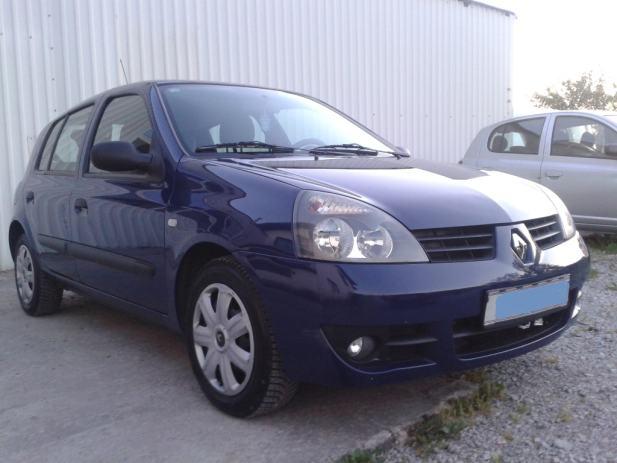 Renault Clio 1,5 dCi 2007.God. Odličan Prodaja/Zamjena, 2007 god.