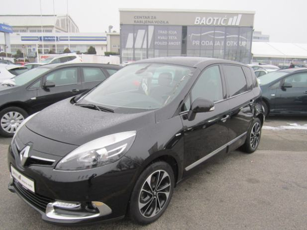 renault scenic bose edition 1 6 dci 130 ks slu beno vozilo km 2015 god. Black Bedroom Furniture Sets. Home Design Ideas