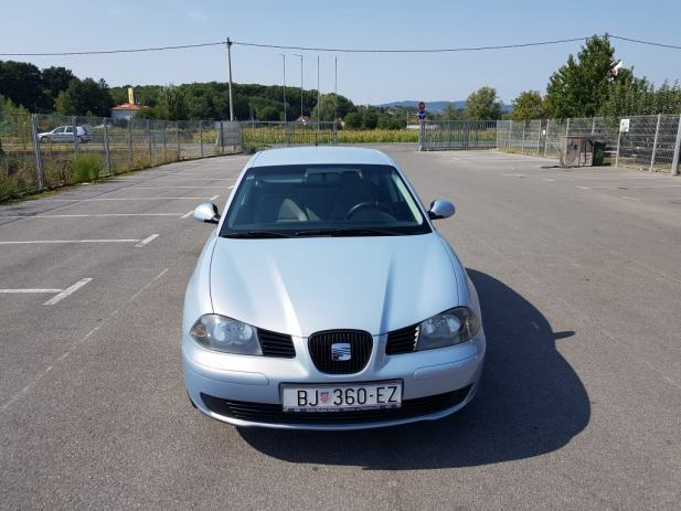 seat ibiza 1 9 sdi 195000km 2003g 2003 god. Black Bedroom Furniture Sets. Home Design Ideas