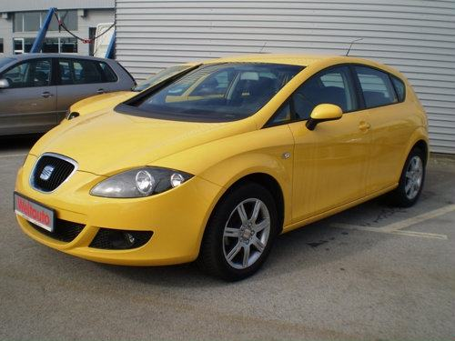 seat leon 1 9 tdi stylance 2008 god. Black Bedroom Furniture Sets. Home Design Ideas