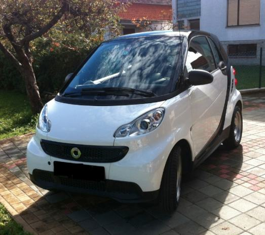 smart fortwo coupe diesel cdi softouch automatik model. Black Bedroom Furniture Sets. Home Design Ideas