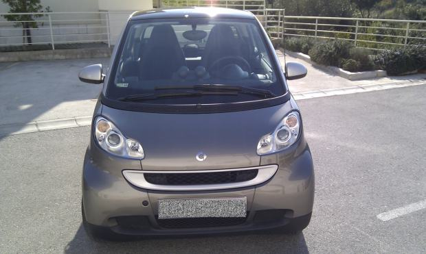 smart fortwo coupe mhd passion automatik 2009 god. Black Bedroom Furniture Sets. Home Design Ideas