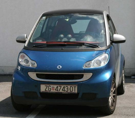 smart fortwo coupe passion mhd automatik 2008 god. Black Bedroom Furniture Sets. Home Design Ideas