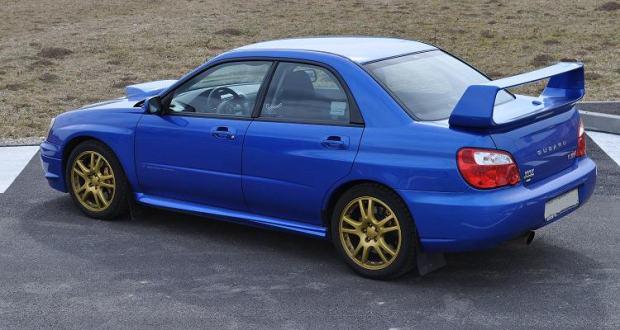 Subaru WRX STI Turbo