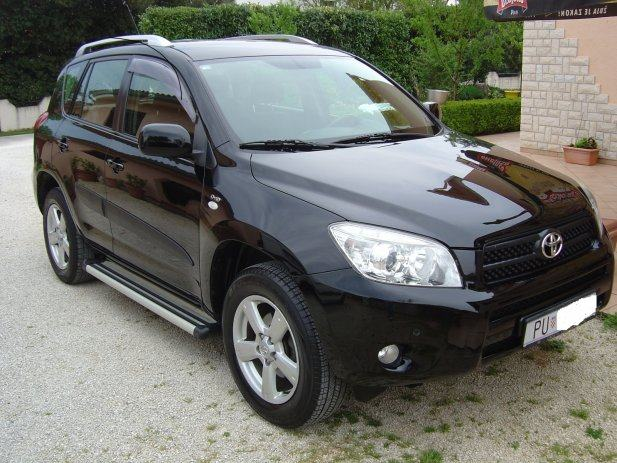 toyota rav4 2 2 d 4d mo e i zamjena 2006 god. Black Bedroom Furniture Sets. Home Design Ideas