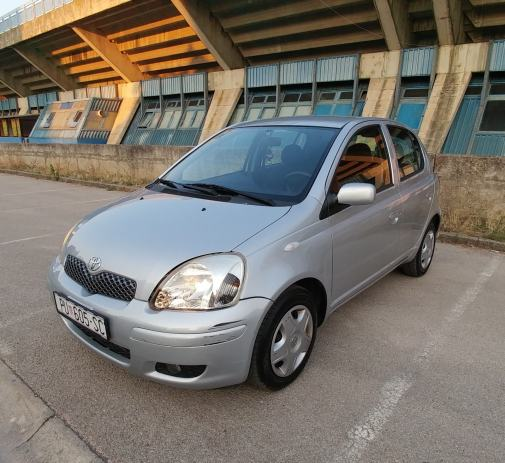 Toyota Yaris 1,3 VVT-i 90KS, 2005 God