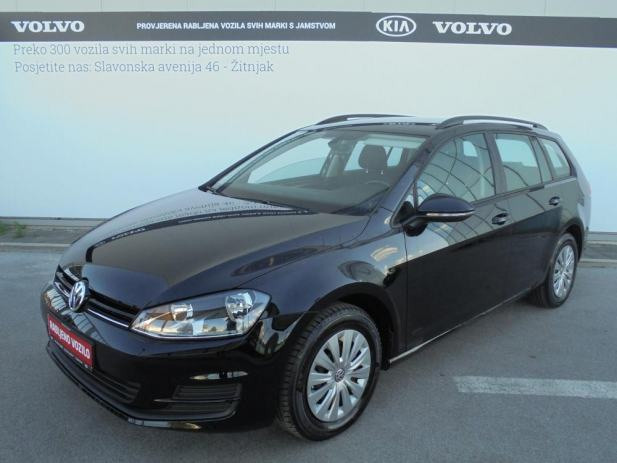volkswagen golf 7 1 6 tdi variant tvorni ka garancija. Black Bedroom Furniture Sets. Home Design Ideas