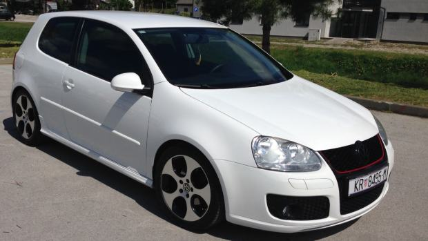 volkswagen golf v 2008 tdi gti ed30 look 2008 god. Black Bedroom Furniture Sets. Home Design Ideas