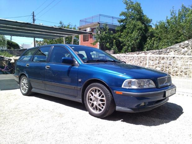Volvo V40 T4, 1999 god.