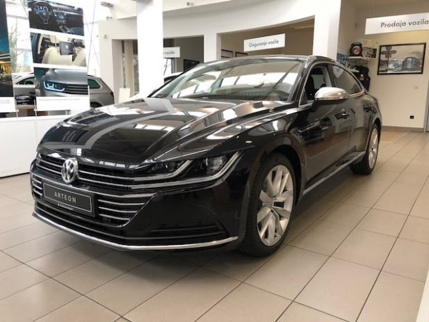 vw arteon elegance 2 0 tdi dsg 2017 god. Black Bedroom Furniture Sets. Home Design Ideas