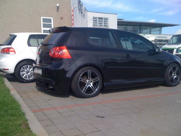 vw golf 5 2 0 tdi sportline tuning sport 2004 god. Black Bedroom Furniture Sets. Home Design Ideas