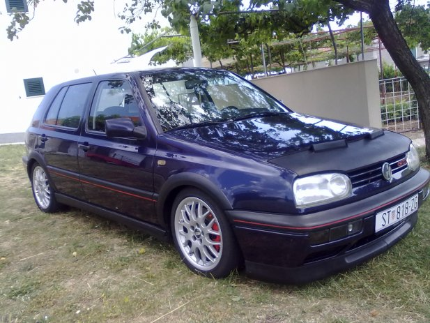vw golf iii gti tdi 20 jahre jubi 1996 god. Black Bedroom Furniture Sets. Home Design Ideas