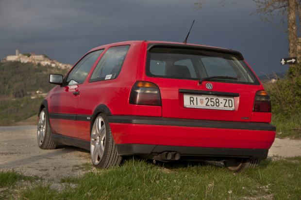 Vw golf iii vr6 1997 god for Interieur golf 3 vr6