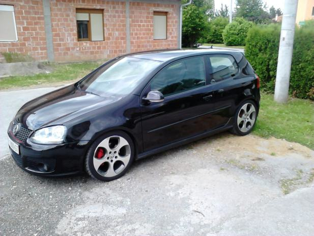 vw golf v 1 9 tdi full gti look 2004 god. Black Bedroom Furniture Sets. Home Design Ideas