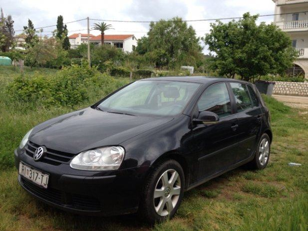 vw golf v 1 9 tdi 2005 god. Black Bedroom Furniture Sets. Home Design Ideas