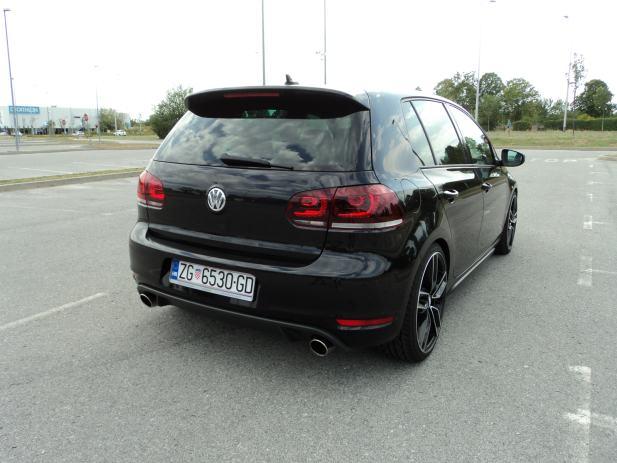 VW Golf VI GTD 2,0 TDI, KAO NOV!! TOP STANJE!! FULL OPREMA