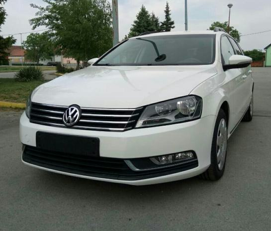 VW Passat Variant 2,0 TDI, 2011 God