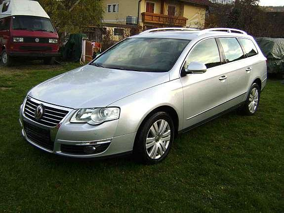 vw passat variant highline 2 0 tdi dpf kombi 2006 2006 god. Black Bedroom Furniture Sets. Home Design Ideas