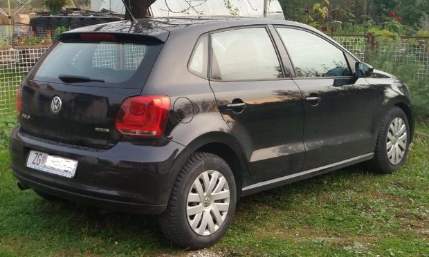 vw polo 1 4 comfortline navi lpg hitno 2010 god. Black Bedroom Furniture Sets. Home Design Ideas