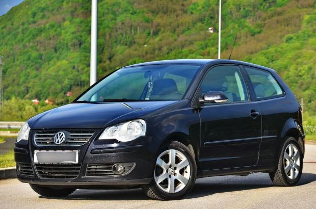 vw polo 1 9 tdi 2005 god. Black Bedroom Furniture Sets. Home Design Ideas
