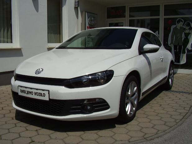 vw scirocco 2 0 tdi sport 140 ks 1 vlasnik 2008 god. Black Bedroom Furniture Sets. Home Design Ideas
