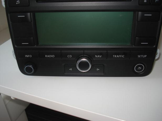 auto radio cd navi golf 5. Black Bedroom Furniture Sets. Home Design Ideas