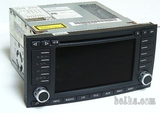 VW CD RNS2 2DIN autoradio navigacija + CD changer