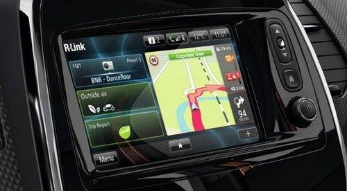 RENAULT SD TOMTOM R-LINK 2019