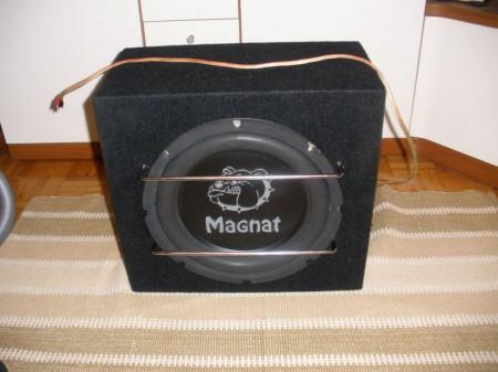magnat auto subwoofer xecutor 1200. Black Bedroom Furniture Sets. Home Design Ideas