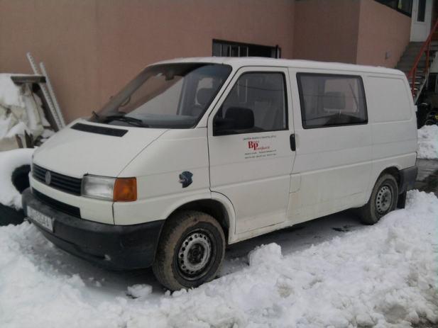 volkswagen transporter t4 1 9 td 1998 god. Black Bedroom Furniture Sets. Home Design Ideas