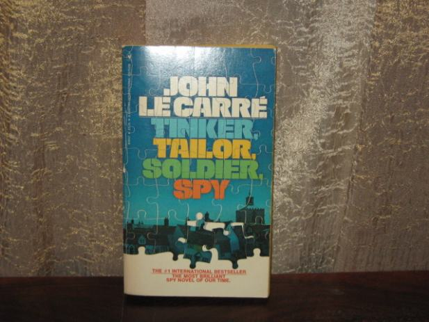 John le Carre THE SPY WHO CAME IN FROM THE COLD HC/DJ 1964 1st Amer Ed 4th Imprs