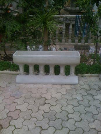 Prodaju se nove betonske tegle za cvijece!POVOLJNO!!!