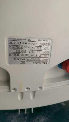 Bojler electrolux