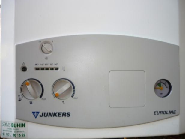 Инструкция junkers euroline 1 zw 23 ke