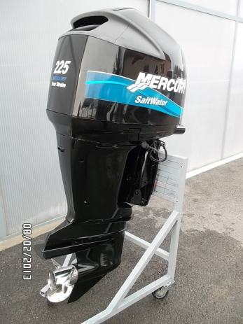 Mercury yamaha f 225 fourstroke pronautika for 225 yamaha 4 stroke