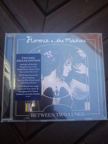 florence and the machine lungs deluxe edition