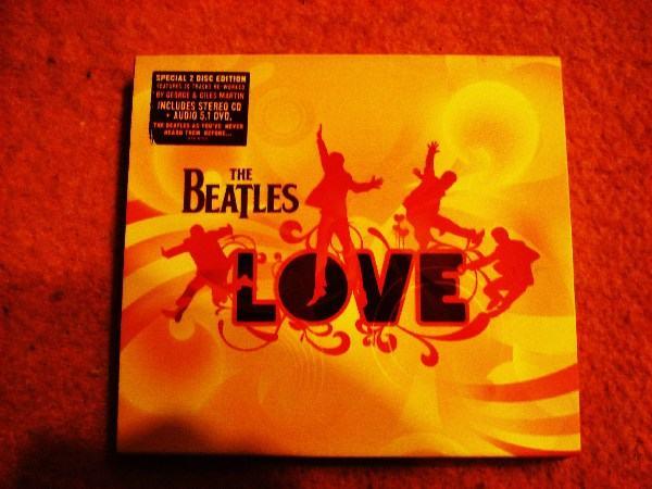 Beatles Love Songs Albums
