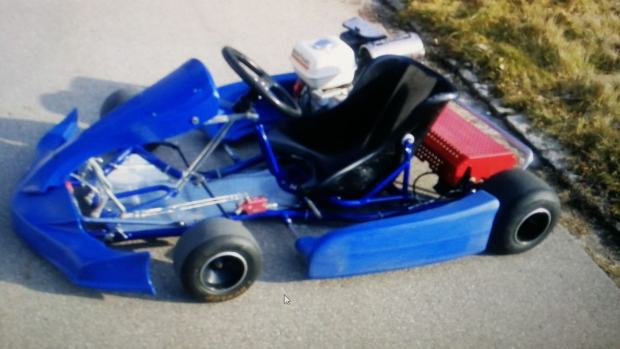 Honda karting 200 cm3, 2012 god