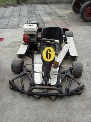 Honda karting 270 cm3, 2010 god