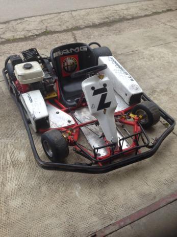 Honda Karting Honda GX 160 160 cm3 3,6kw, 2000 god