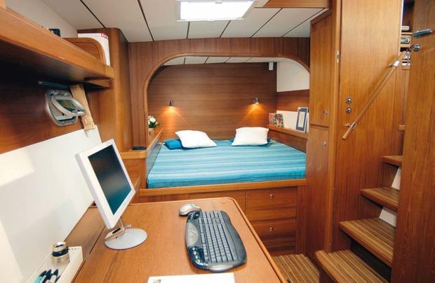 lagoon 560 plovidba u hrvatskoj 8 2. Black Bedroom Furniture Sets. Home Design Ideas