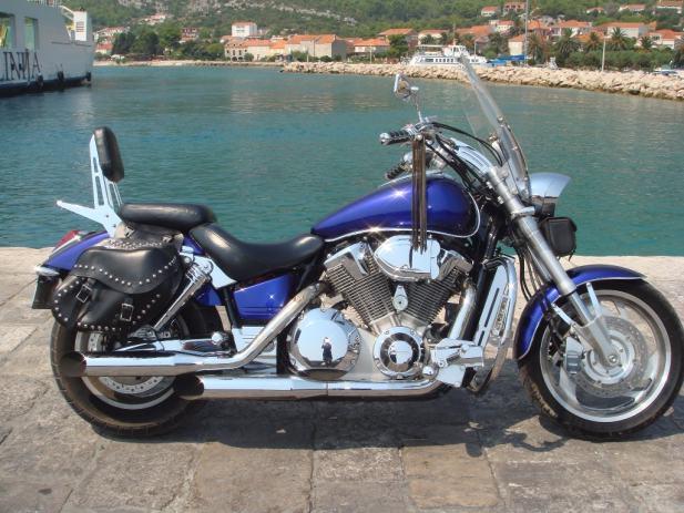 Honda VTX 1800 1800 Cm3 2003 God