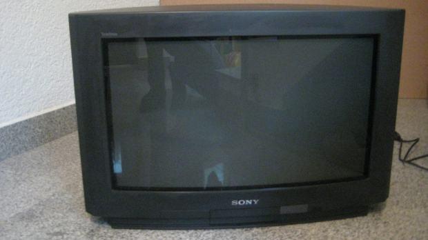 Sony Trinitron Tv 16 9