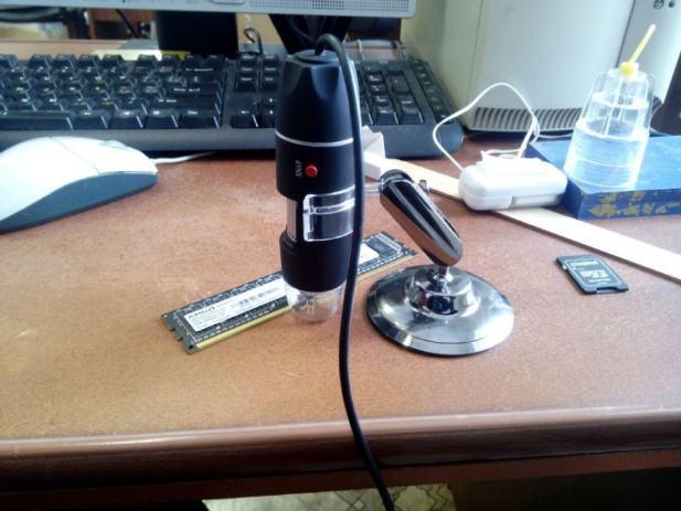 Premiumcord usb digitální mikroskop vga zvětšení x