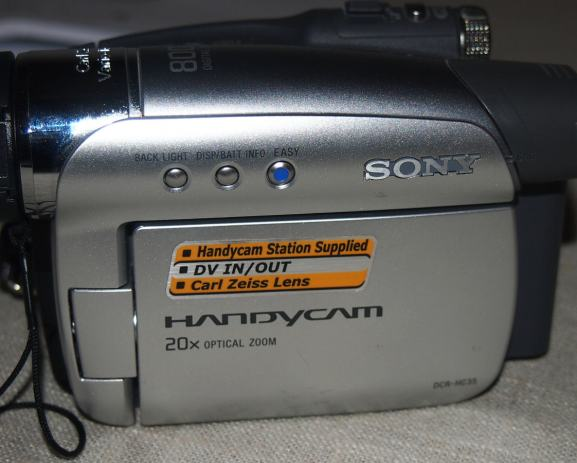 Sony DCR-HC35E TWAIN Patch Drivers for Windows Download