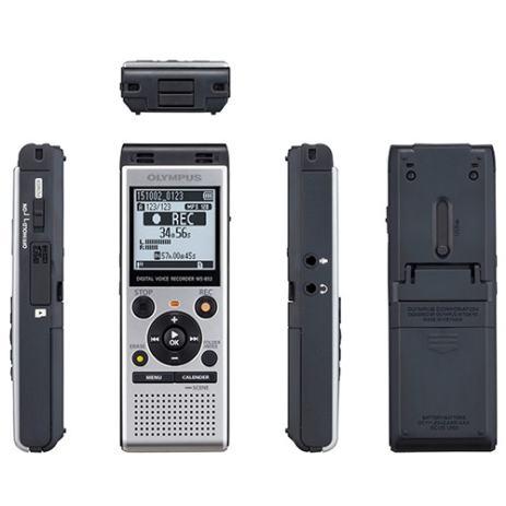 5393078c30a Olympus stereo diktafon ws-852 4gb + microSD utor + ME52 mikrofon