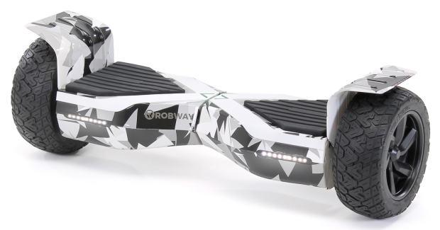 skejt na struju hoverboard e balance board robway x1. Black Bedroom Furniture Sets. Home Design Ideas