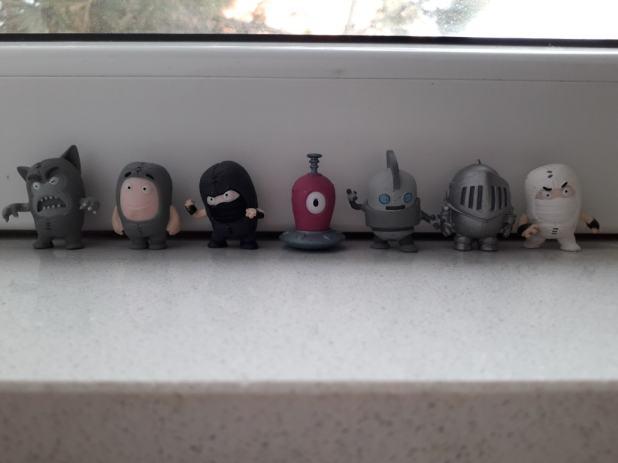 19d1452bc57 Oddbods figurice za skupljanje (Collectible figurines blind bag)