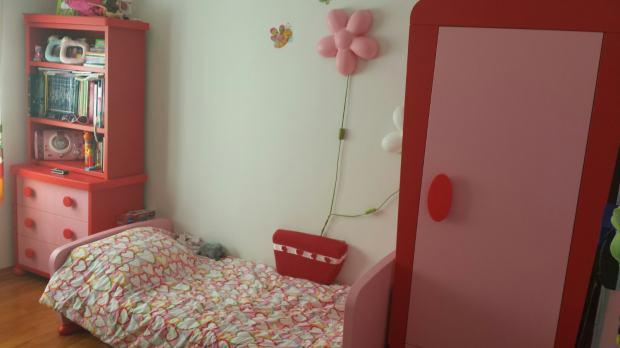 Djecija soba- Ikea (Mammut)
